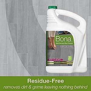 Bona® Stone, Tile & Laminate Floor Cleaner Refill 128oz ( Pack May Vary )