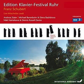 Schubert: Impromptu, Op. 90 - Sonatina, Op. 137 (Edition Ruhr Piano Festival, Vol. 20) (Live)