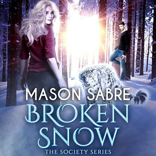 Broken Snow Audiobook By Mason Sabre cover art