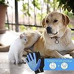 TINDERALA Animal de Compagnie Brosse, Conception de Cinq Doigts pour et Un Toilettage de Votre Chien Chat #2