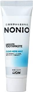 NONIO ハミガキ クリアハーブミント 130g (医薬部外品)