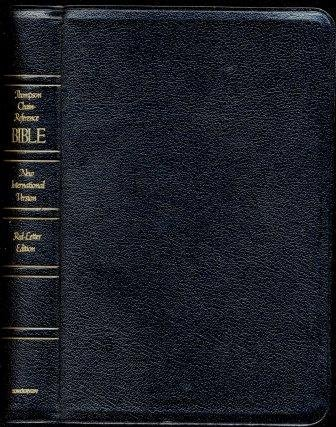 The Thompson Chain-Reference Bible NIV (Red Letter Edition)