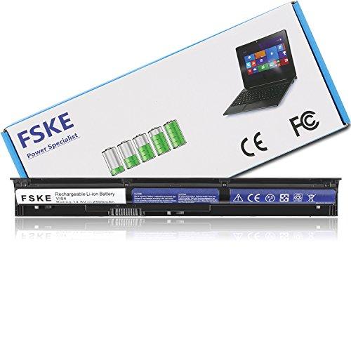 FSKE VI04 Batería del Ordenador portátil para HP Envy 14 15 17 Pavilion 15 17...