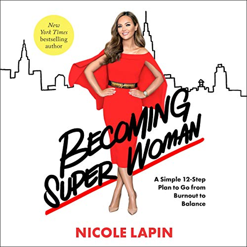 Becoming Super Woman  By  cover art