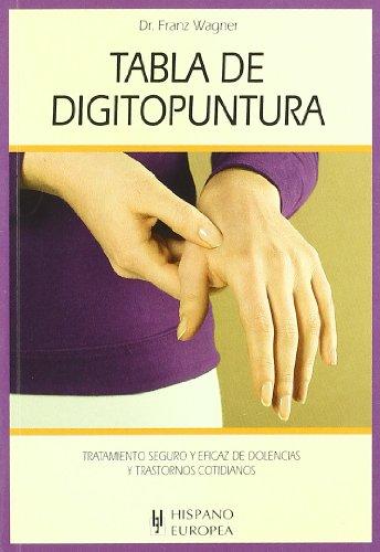 Tabla de digitopuntura (Tablas de salud)