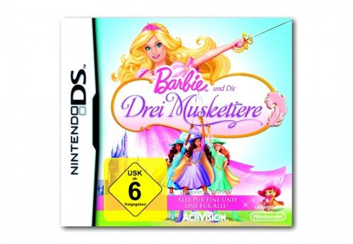 Barbie und die Drei Musketiere [import allemand]