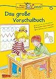 Conni Gelbe Reihe: Conni Das große Vorschulbuch (Neues Cover): Kinderbeschäftigung ab 5