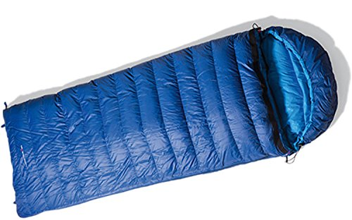 YETI Tension Brick 400, Royal Blue/Methyl Blue Daunenschlafsack Schlafsack, Größe L