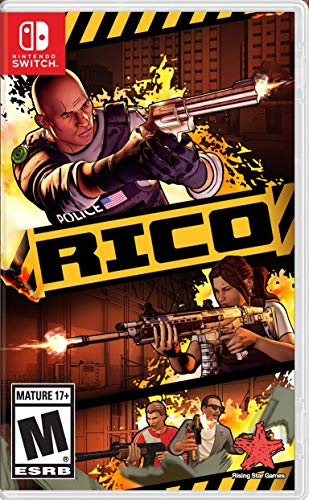Rico Console Video Games - Nintendo Switch