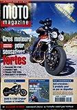 MOTO MAGAZINE [No 139] du 01/07/1997 - GROS MOTEURS POUR SENSATION FORTES - KAWASAKI - TRIUMPH - YAMAHA - MOTO GUZZI - BMW R 1200 CRUISER CUSTOM ET TRADITION - ILE DE MAN - COURSE - ANTI-CREVAISON