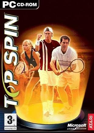 Top Spin (Windows CD) Tennis
