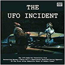 The UFO Incident DVD Betty And Barney Hill Case James Earl Jones