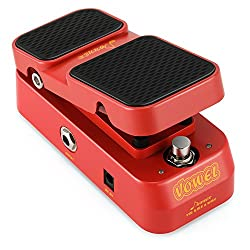 commercial Guitar Pedal Donor 2 in 1 Vowel Mini Active Wah Volume Effect wah pedals