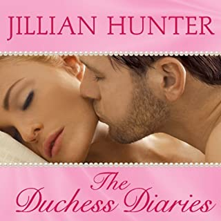 The Duchess Diaries audiobook cover art