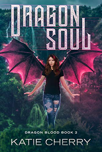 Dragon Soul (Dragon Blood Book 2) (English Edition)