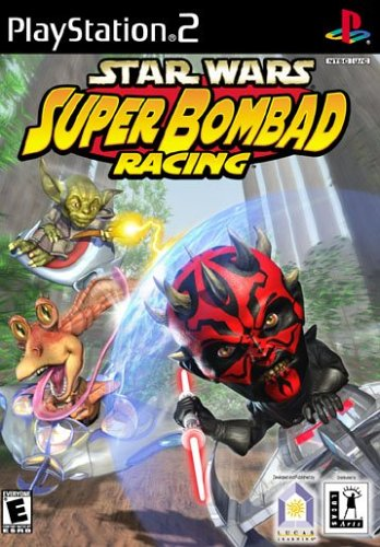 STAR WARS : SUPER BOMBAD RACING PS2