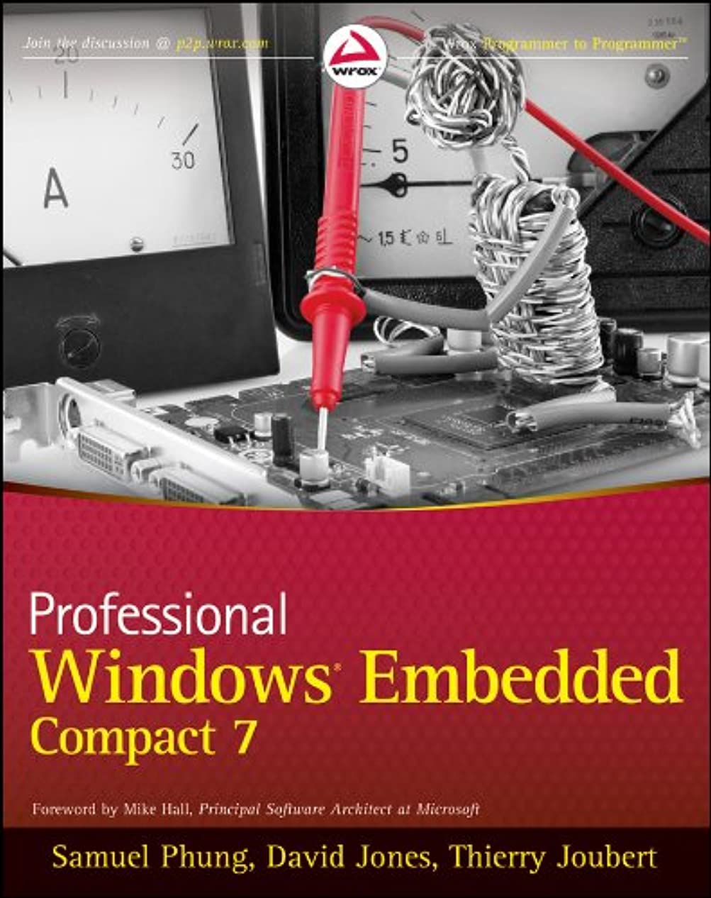 自明脱獄はちみつProfessional Windows Embedded Compact 7 (English Edition)