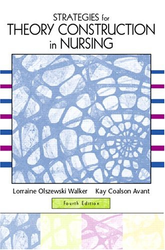 Strategies for Theory Construction in Nursing (4th Edition)