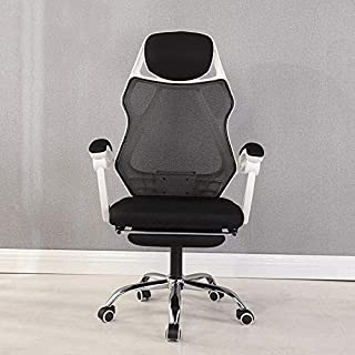 Comfortabele fauteuil Bureaustoel Studiestoel Racing Computer Draaistoelen voor Executive Home Conferentieruimte Bureau Er...