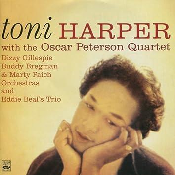 Toni Harper with The Oscar Peterson Quartet