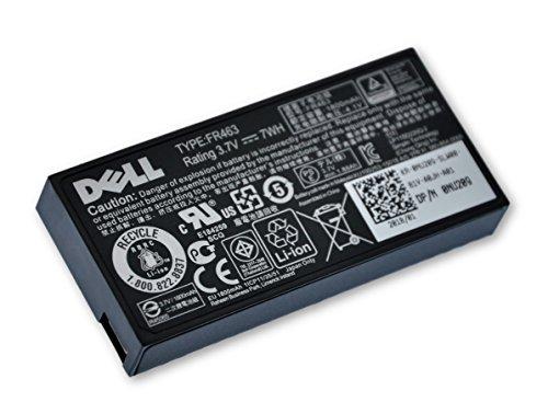 Genuine Dell U8735 NU209 FR463 PowerEdge Server Raid Battery PERC 5i/6i 405-10780 01/18