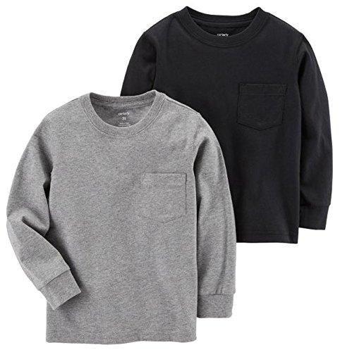 カーターズボーイ2ピース長袖Tシャツ