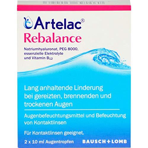 Artelac Rebalance Augentropfen MDO, 20 ml Lösung