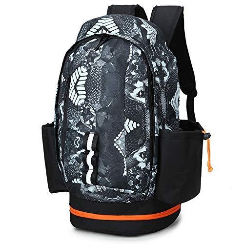 N / A Color basketball backpack men's backpack large capacity Backpack