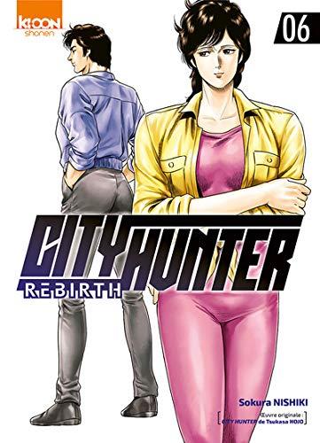 City Hunter Rebirth Edition simple Tome 6