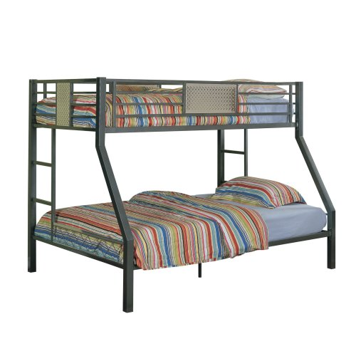 Hot Sale Powell Monster Bedroom® Twin/Full Bunk Bed