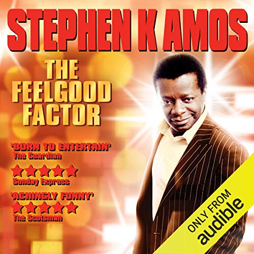 The Feelgood Factor: Live audiobook cover art