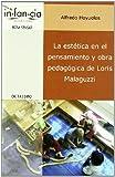La estética en el pensamiento y obra pedagógica de Loris Malaguzzi: 15 (Temas de Infancia)