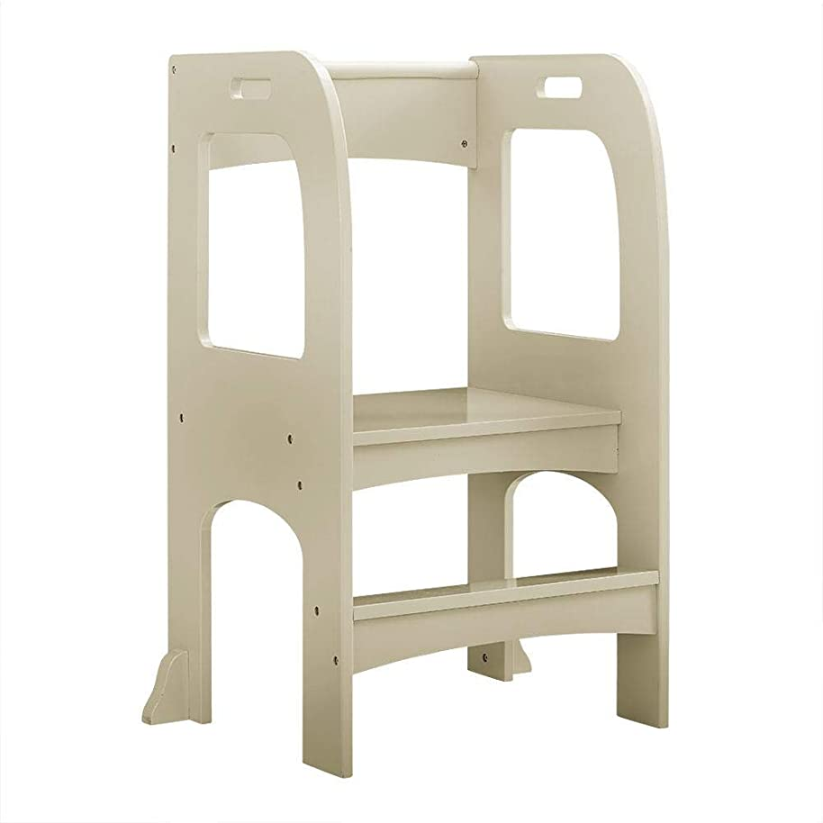 Naomi Home Kids On The Rise Step Stool Natural