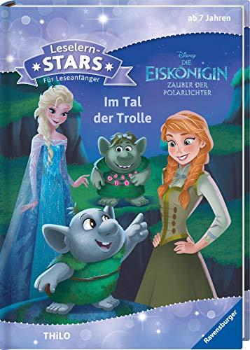 Leselernstars Disney Die Eiskönigin Zauber der Polarlichter: Im Tal der Trolle: Für Leseanfänger