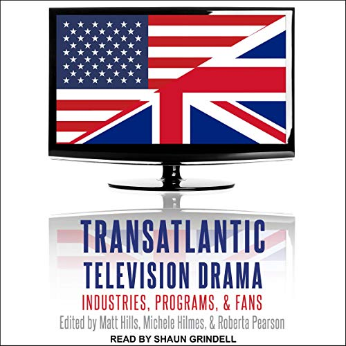 Transatlantic Television Drama audiobook cover art