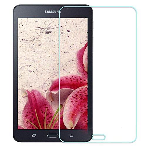 Displayschutzfolie für Galaxy Tab A 7.0 (SM-T280 / SM-T285) aus Glas, für Samsung Galaxy Tab A 7.0 (SM-T280 / SM-T285) 2 Stück, 2-Pack
