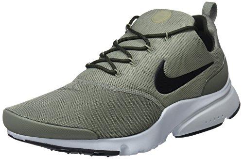 Nike Presto Fly, Zapatillas de Gimnasia para Hombre, Marrón (Dk Stucco/Black/Pure Platinum/Sequoia 011), 38.5 EU