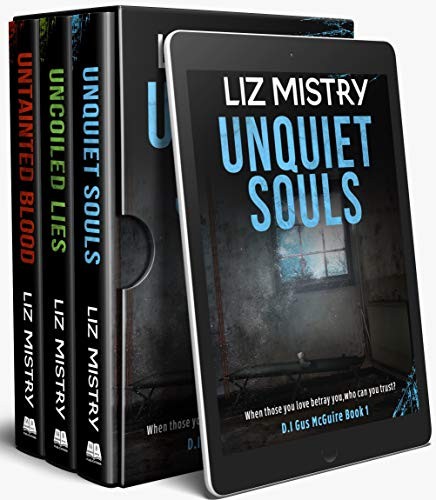 D.I. Gus McGuire Box Set Books 1-3: Unquiet Souls, Uncoiled Lies, Untainted Blood (English Edition)