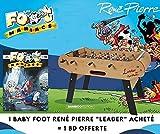 Rene Pierre - Baby Foot Leader - Baby Foot Leader -...