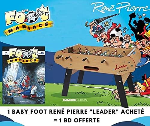 Rene Pierre - Baby Foot Leader - Baby Foot Leader - Fabricat