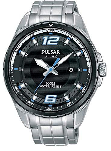 Pulsar PX3127X1 Herenhorloge met roestvrij stalen armband
