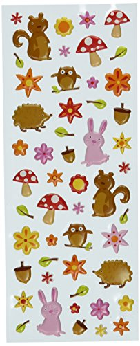 Sticko Stickers, Woodland Animals