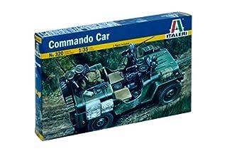 Italeri Commando Car (B00061HLHI) | Amazon price tracker / tracking, Amazon price history charts, Amazon price watches, Amazon price drop alerts