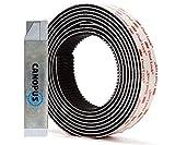 CANOPUS - Dual Lock SJ3550 extrafuerte (25,4mmx1m), adhesivo cinta de cierre y fijación, (5 veces...