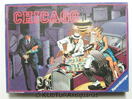 RAVENSBURGER 016204: Chicago.