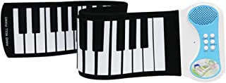 Toyvian Kids Piano 37 Keys Keyboard Organ Kids Toy Piano with Trumpet Electronic Educational Toy Organ for Kids Toddlers C...