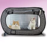 Best Cat Carriers - Necoichi Portable Stress Free Cat Cage Carrier Kennel Review