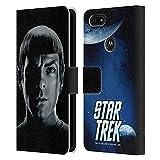 Head Case Designs sous Licence Officielle Star Trek Spock Personnages Reboot XI Coque en Cuir à...