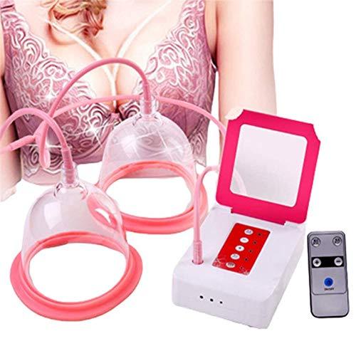 DSGG Brust Schatztruhe Physiotherapie Instrument,Home Massagegerät,elektrisches Brustvergrößerungs Instrument,für Brust Enlarger Brustvergrößerung,zur Vorbeugung Von Brusthyperplasie,D