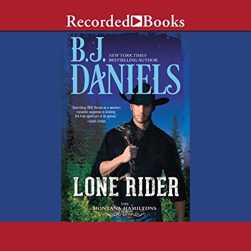 Page de couverture de Lone Rider